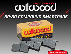 New! BP-30 Compound Racing and Performance Brake Pads