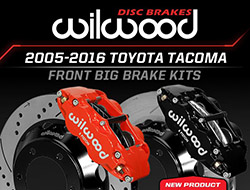 Big Brake Front Kits or the 2005-2016 Toyota Tacoma Truck