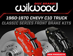 C10 Truck Classic Series Front Brake Kits