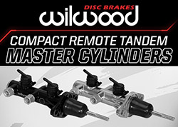New Compact Remote Master Cylinder