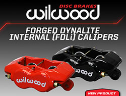 Wilwood Disc Brakes Introduces New Forged Dynalite Internal Calipers