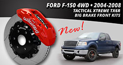 Upgrade Kits for 2004-2008 Ford F-150 Trucks