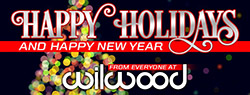 Happy Holidays from Wilwood!