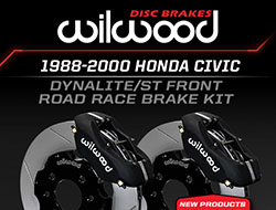 Front Road Race Kit for the 1988-2000 Honda Civic