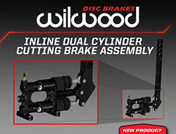 New! Inline Dual Cylinder Cutting Brake Assembly