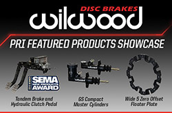 Wilwood Highlights 3 New Products for PRI 2017 Featured Products Showcase.