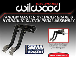 New Tandem Brake and Hydraulic Clutch Master Cylinder Pedal Assembly