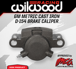 Wilwood Disc Brakes Announces New GM Metric Caliper and Receives IMCA Approval