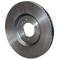 Hat Bell Mount Rotors & One Piece Parking Brake Rotors