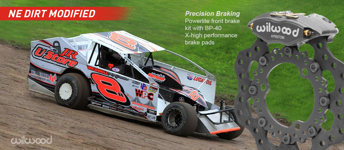 NE Dirt Modified Racing #98