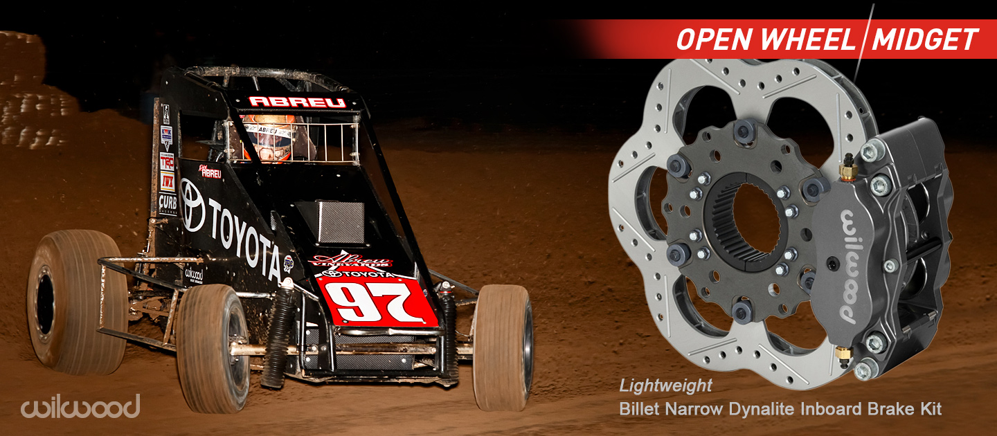 Open Wheel Race Car with Wilwood Brakes - slide 6