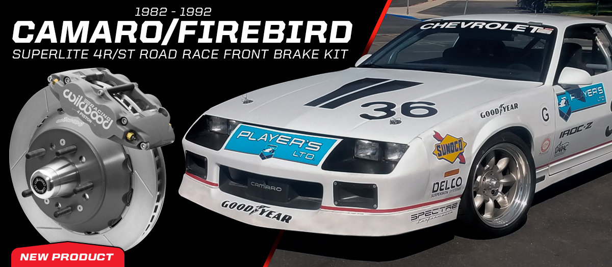 Road Race cars with Wilwood Brake Kits - 1