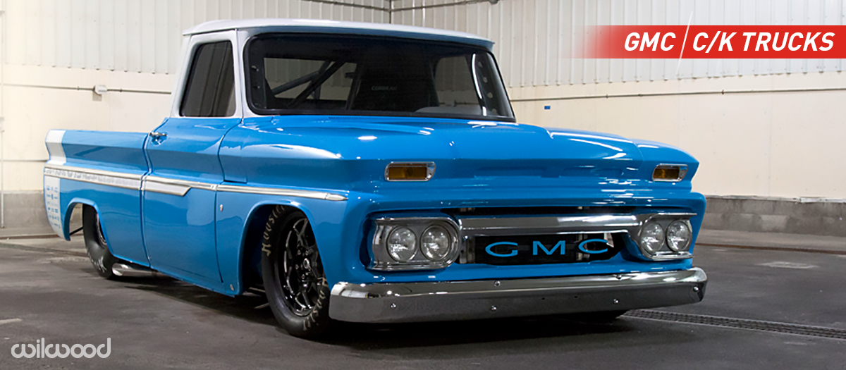 GMC Trucks with Wilwood Brakes - slide 1